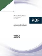 IBM Unica Marketing Platform Admin Guide
