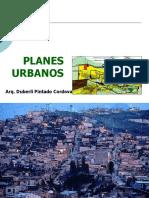 planes urbanos