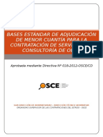 BASES PARA CONSULTORIA DE SUPERVISION DE OBRA