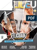 Revista Galileu Agosto 2015