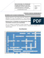 Actividad de Aprendizaje 2 Estados Contables y Financieros