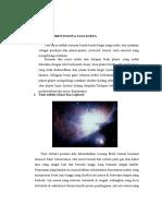 Teori Ternbentuk Tata Surya