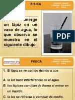 PRESENTACIÓN PREGUNTAS ICFES