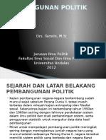 Pembangunan Politik