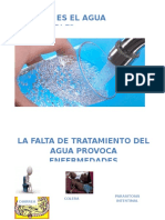 Rotafolio Tratamiento Del Agua
