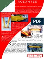 Catálogo Técnico - Ponte Viga Dupla