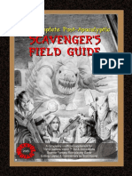 Scavengers Field Guide