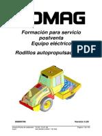 Manual de Entrenamiento bomag Del ESX-DH-4