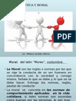 1. Etica, Moral y Valores