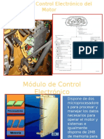 Sistema de Control Electrónico Del Motor