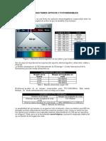 Transductores Opticos y Fotosensibles