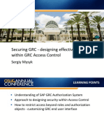 0907 Securing GRC Designing Effective Security