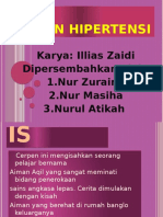 Cerpen Hipertensi