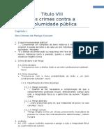 Aulas - Direito Penal 4 - Ysaac - 6º Periodo