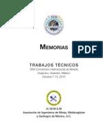 XXXI Convención AIMMGM Memorias
