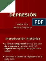 Depresion Historia Diagnostico y Manejo