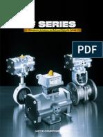 Pneumatic Actuator - FA ( Kitz )