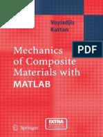 Mechanics of Composite Materials with MatLab