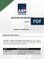 Clase 01-08-2015 Gestion Estrategica