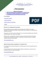 Legalização de documentos