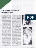 Gregorich Sobre Roberto Arlt CEAL