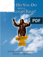 Thomas Quinn-What Do You Do With a Chocolate Jesus