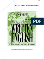 185 TOEFL Writing (TWE) Topics and Model Essays.pdf
