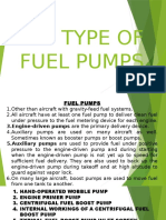 Type of Fuel Pumps