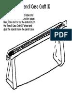 Pencil Case Craft 1