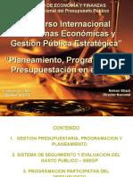 Planeamiento Prog Presupuestacion Peru NShack