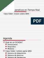 Caso Sidor Clases RTOS