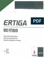 Manual Suzuki Ertiga