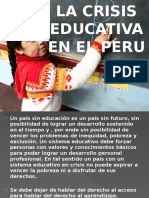 LA CRISIS EDUCATIVA EN EL PERU.pptx