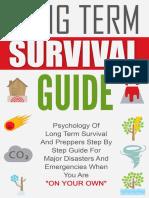 Long Term Survival Guide by Daniel Wilkinson