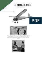 Molecule - A Free-Flight Model Airplane (Fuel Engine) (Convert to R/C?)