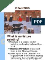 14 Ottoman Miniature