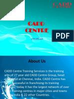 AutoCAD Courses,AutoCAD Institute,CAD Training in Chennai