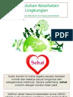 Penyuluhan Kesehatan Lingkungan