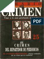 25-El Crimen Del Repartidor de Periódicos