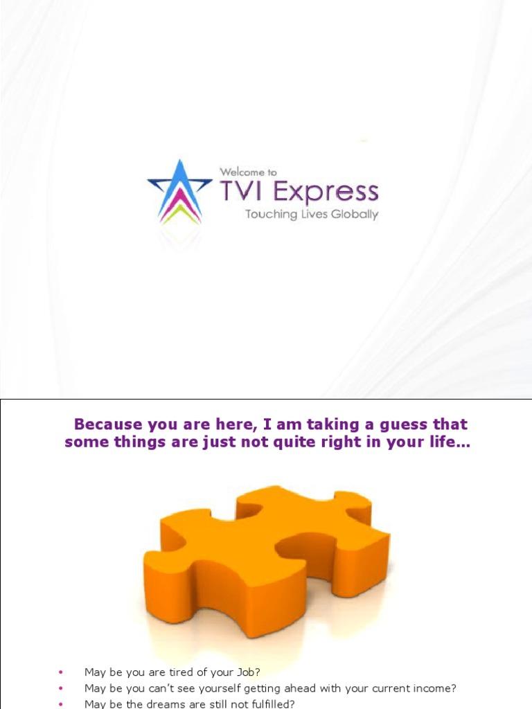 Tvi presentation multi level marketing tourism reheart Image collections