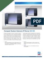 Intercom Server