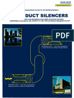Duct Silencer