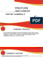 Henan Pingyuan Mining Machinery