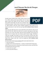 Obat Tradisional Demam Berdarah Dengue