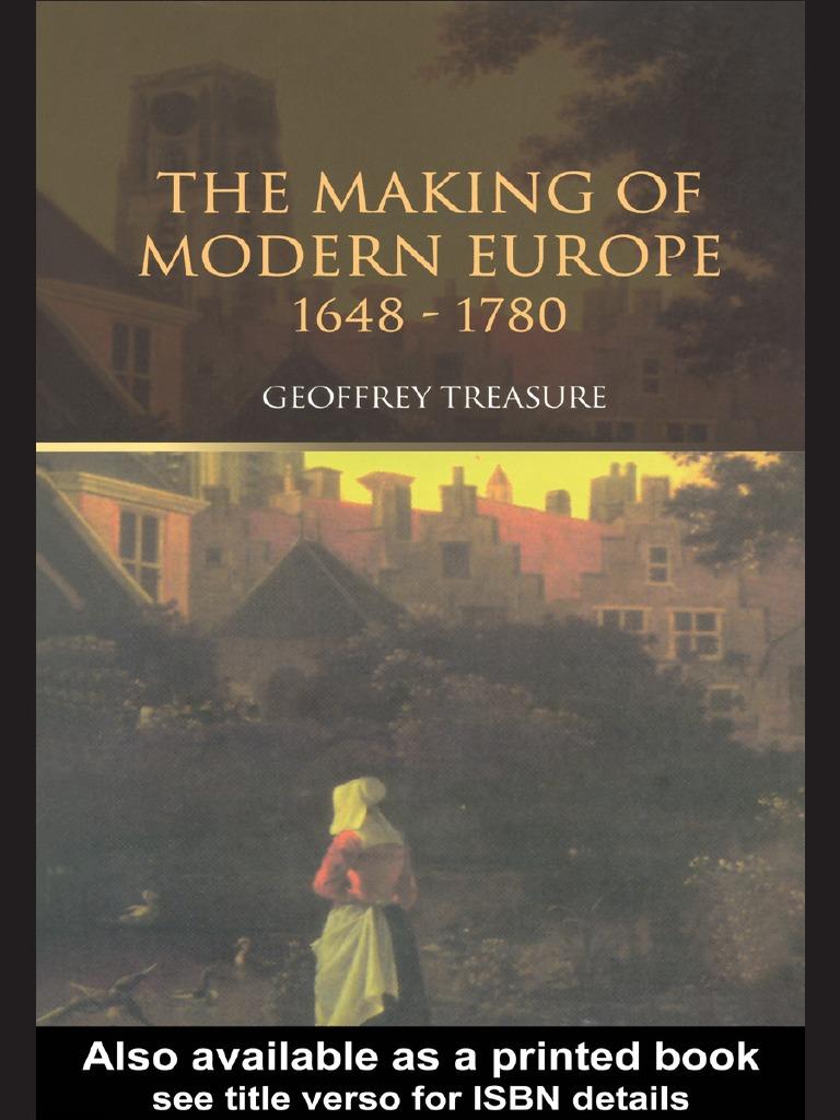 Treasure the making of modern europe 1648 1780 nobility slavs fandeluxe Choice Image