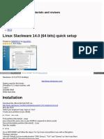 Linux Slackware