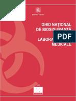Ghid de Biosiguranta 2005