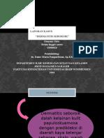 Lapkas Dermatitis Seboroik