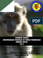 2013_Laporan-Inventarisasi-Mamalia-KPM-HIMAKOVA-2013.pdf