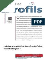 Ressorts et enjeux de l'attractivité des territoires du Nord-Pas-de-Calais